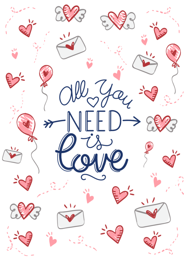 San Valentino 4 - All you need is Love